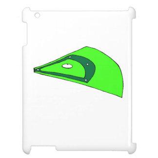 Green Baseball Diamond iPad Case