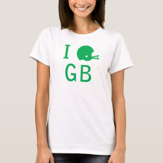 Green Bay - green T-Shirt