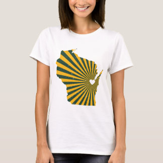 Green Bay Love T-Shirt