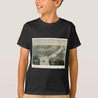 Green Bay Wisconsin 1867 T-Shirt