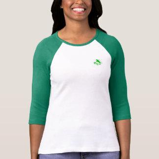 Green Bean Endurance / Raglan T-Shirt   Cute!!!