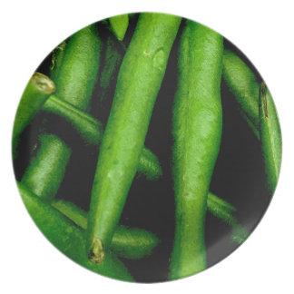 Green Bean Plate