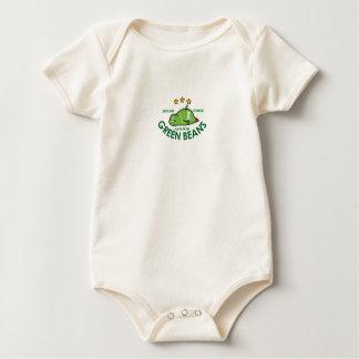 GREEN BEANS BABY BODYSUIT