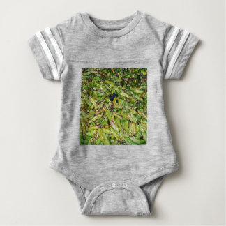 Green  Beans... Baby Bodysuit