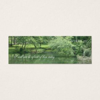 Green Beauty Business Card