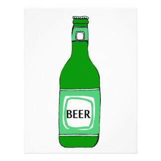Green Beer Flyer