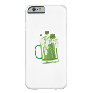 Green Beer St Patrick's Day Funny Barely There iPhone 6 Case