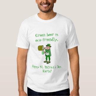 Green Beer Tshirts