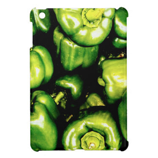 Green Bell Peppers Case For The iPad Mini