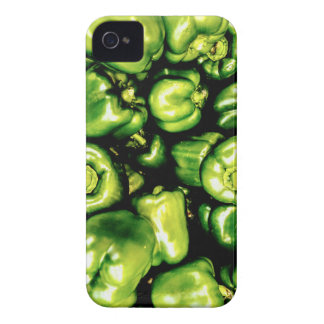 Green Bell Peppers Case-Mate iPhone 4 Case