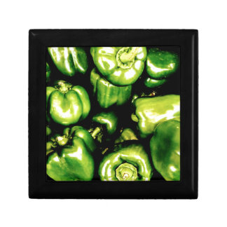 Green Bell Peppers Gift Box