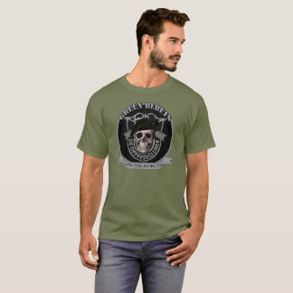 GREEN BERET SPECIAL FORCES GEAR T-Shirt