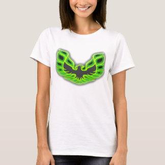Green Bird Wings T-Shirt
