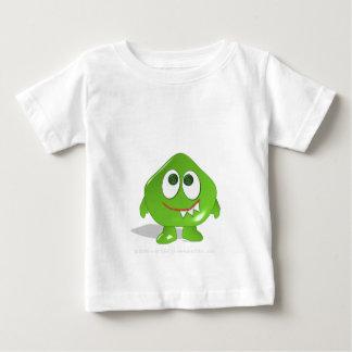 Green Blob Monster Baby T-Shirt