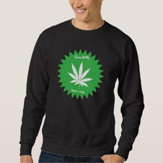 green bottle sweater