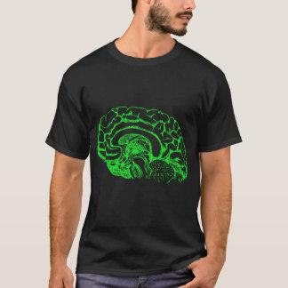 Green brain T-Shirt