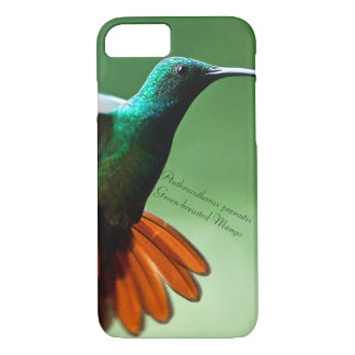 Green-breasted Mango iPhone 7 Case