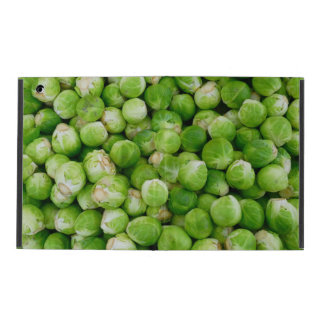 Green Brussels cabbage iPad Cover