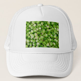 Green Brussels cabbage Trucker Hat