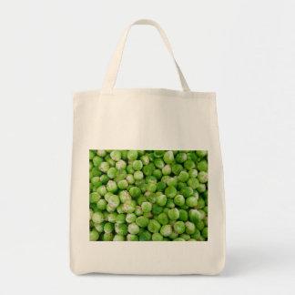 Green Bryssel-kål Tote Bag