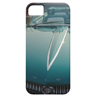 Green Buick vintage car photo iPhone 5 Cover