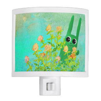 green bunny night bunny night lites