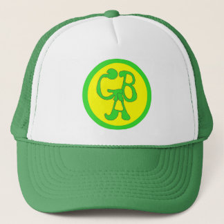 Green Bus Adventures Trucker Hat
