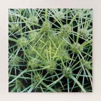 Green Cactus Puzzle
