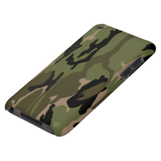 Green Camo Case-Mate iPod Touch Case