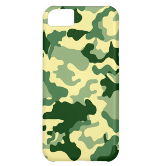 Green Camo Design iPad 5 Case