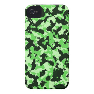 Green Camouflage Case-Mate iPhone 4 Cases