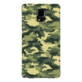 Green Camouflage Samsung Galaxy Note 4 Case