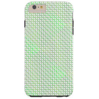 Green Caring and Sharing Recycle for the World Tough iPhone 6 Plus Case