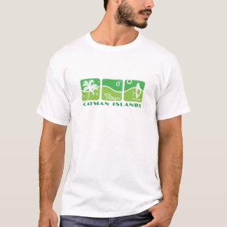 Green Cayman Islands.ai T-Shirt