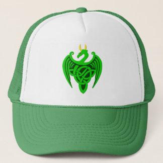 Green Celtic Dragon Hat