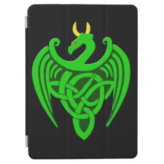 Green Celtic Dragon iPad Air Smart Cover iPad Air Cover