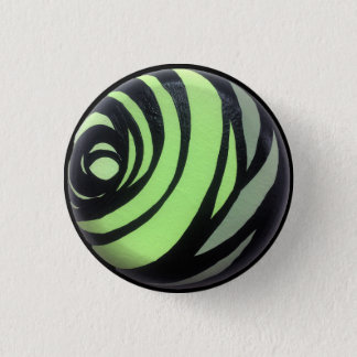 Green Chakra Button