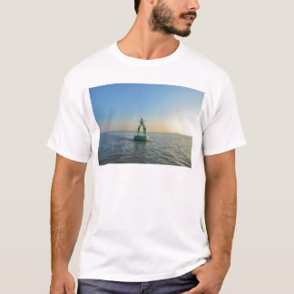 Green Channel Buoy T-Shirt