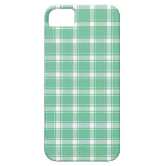 Green Check iPhone 5 Case