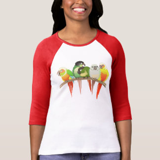 Green Cheek Conures T-Shirt
