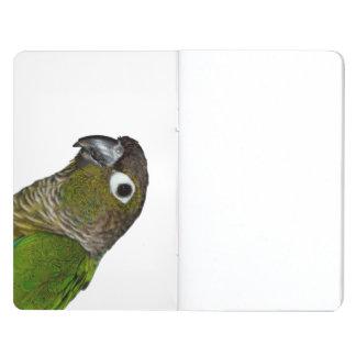 Green Cheeked Conure Journal