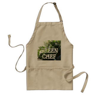 Green Chef Adult Apron