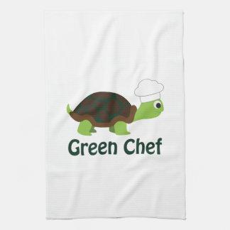 Green Chef Kitchen Towel