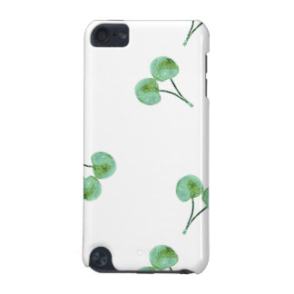 Green Cherry Pattern iPod Touch (5th Generation) Cover