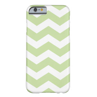 Green Chevron Case Savvy iPhone 6 Case