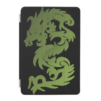 Green Chi Dragon iPad Mini Cover