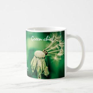 Green Chief Strong Coffee Coffee Mug