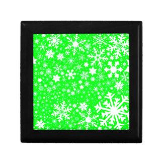 Green Christmas Blast Gift Box