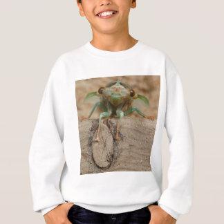 Green Cicada Sweatshirt