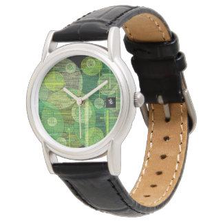 green circle watch